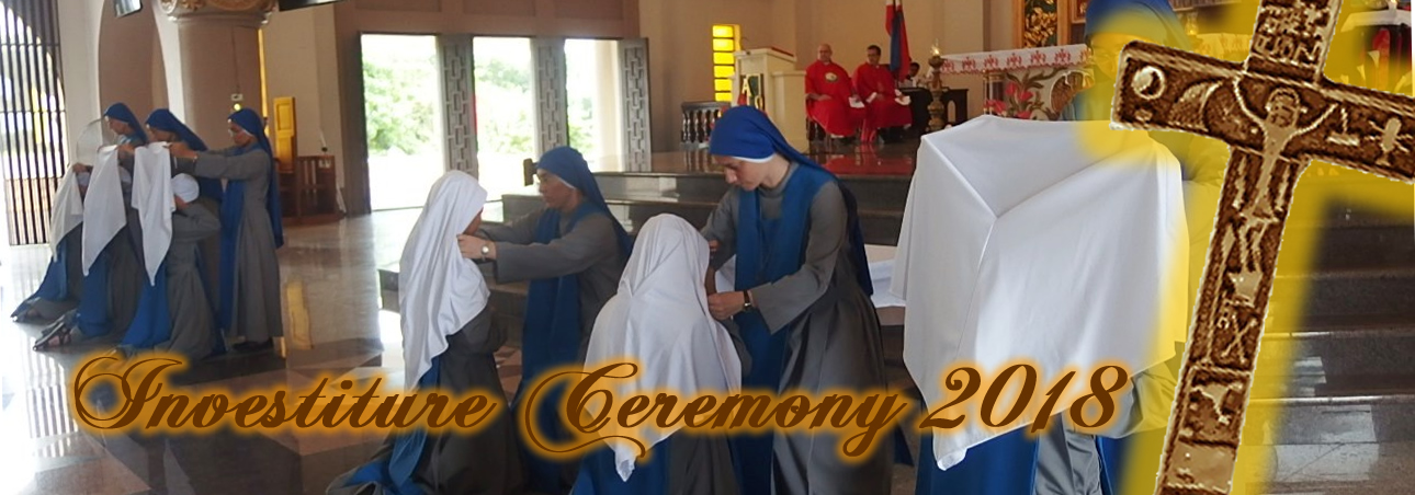 Servants of the Lord and the Virgin of Matara Philippines Investiture 2018