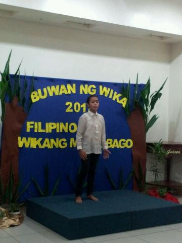 one of the winners in buwan ng wika 2017