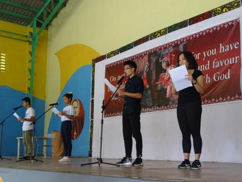 The youth performance