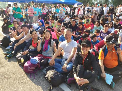 Hong Kong Diocese Walk for Vocations Campaign 2018