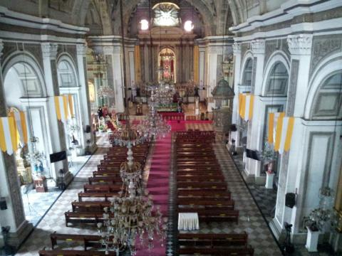 san augustin church in manila